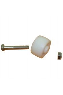 Front Entry Roller Kit (1 X Roller-Axle-Locking Nut)